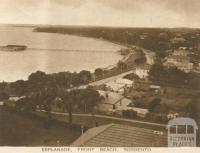Esplanade, Front Beach, Sorrento