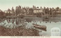 Chateau Tahbilk Vineyard Cellars, Goulburn River