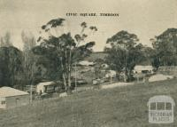 Civic Square, Timboon