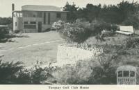 Torquay Golf Club House