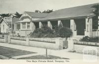 Two Bays Private Hotel, Torquay