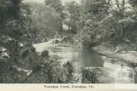 Traralgon Creek, Traralgon