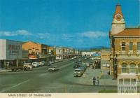 Main Street of Traralgon