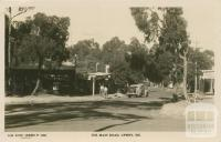 The Main Road, Upwey