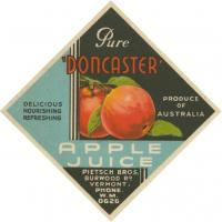 Pure Doncaster Apple Juice