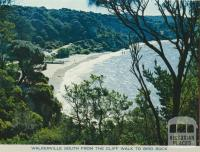 Walkerville South from the Cliff Walk to Bird Rock, 1978