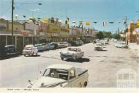 Street scene - Murphy Street, Wangaratta