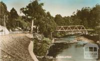 River Yarra, Warburton