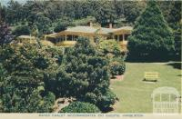 Mayer Chalet (accommodates 250 guests), Warburton