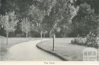 The Park, Warragul