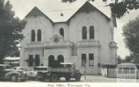Post Office, Warragul