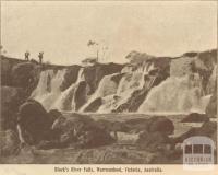 Black's River Falls, Warrnambool