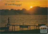 Sunset, Wonthaggi, 1975