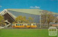 The Olympic Swimming Pool, Melbourne
