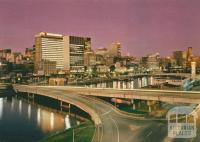 Kings Bridge Freeway, Melbourne