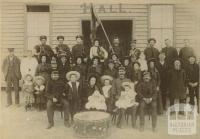 Salvation Army, Mildura, c1905