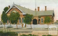 Shire Hall, Mildura