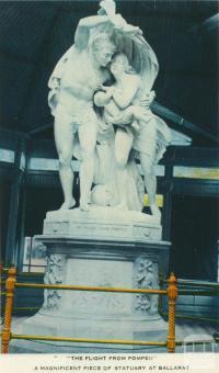 Statuary, Ballarat, 1958