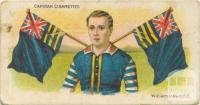 Williamstown Football Club, Capstan Cigarettes Card