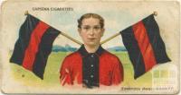 Essendon (Association) Football Club, Capstan Cigarettes Card