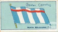 North Melbourne Football Club, Capstan Cigarettes Card