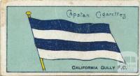 California Gully Football Club, Capstan Cigarettes Card