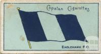 Eaglehawk Football Club, Capstan Cigarettes Card