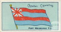 Port Melbourne Football Club, Capstan Cigarettes Card