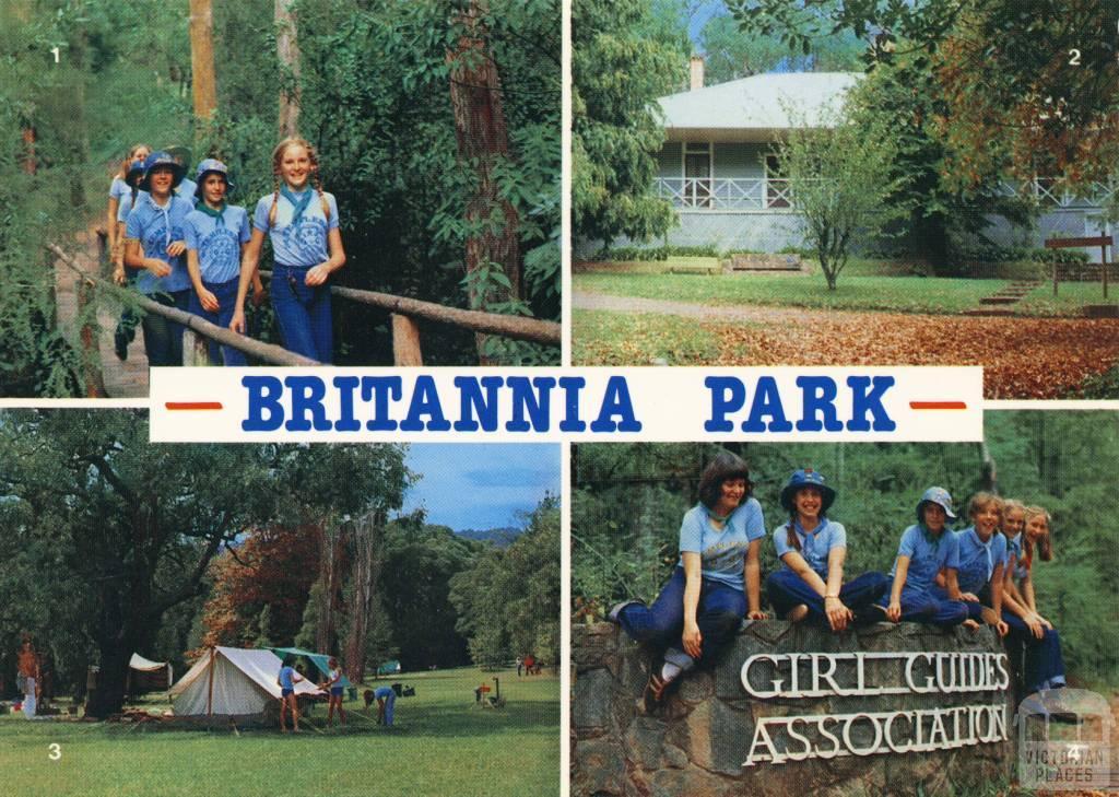 Girl Guides, Britannia Park
