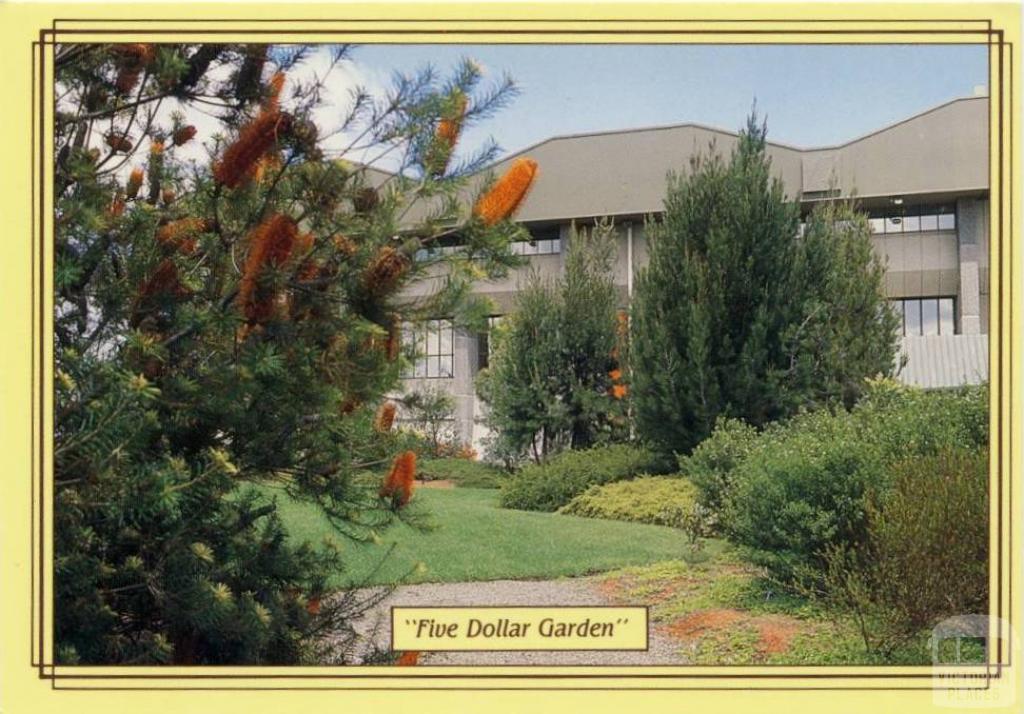 Five Dollar Garden, Note Printing Branch, Craigieburn