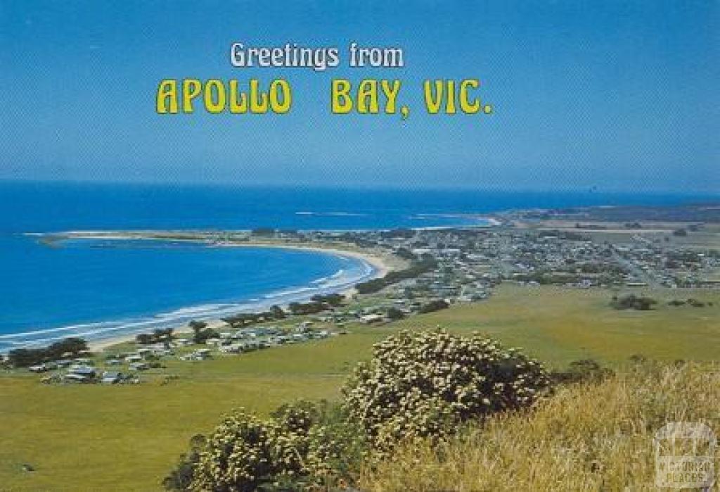 Mariner's Lookout, Apollo Bay