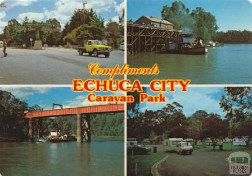 Echuca City Caravan Park