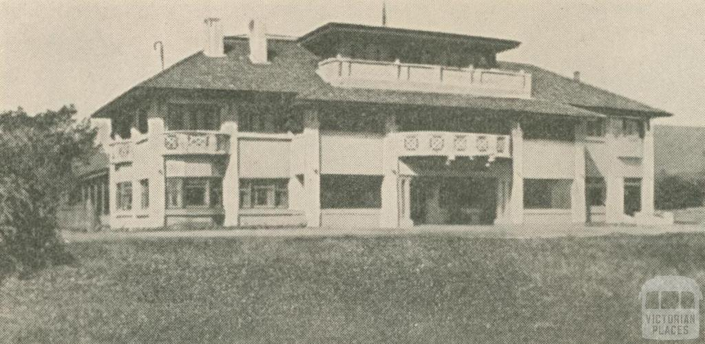 Hotel Dromana, 1947-48