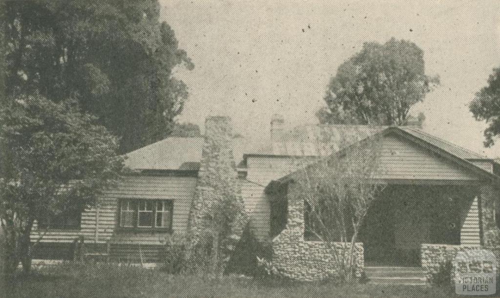 Buxton Farm, Marysville, 1947-48