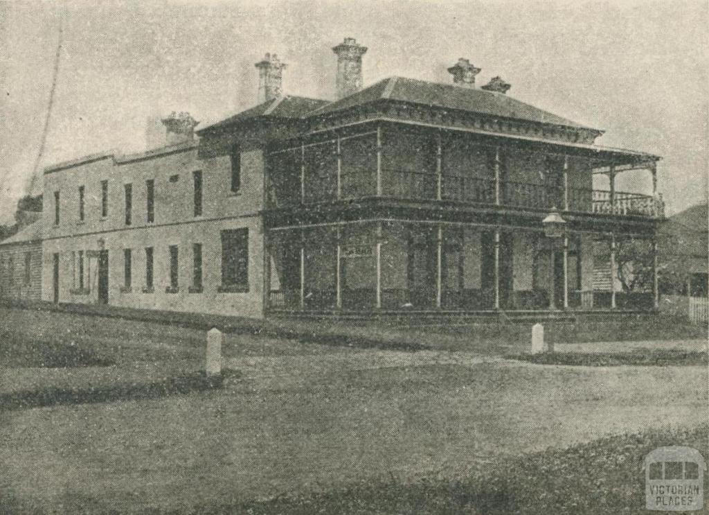 Kirkpatrick's Hotel, Mornington, 1918-20