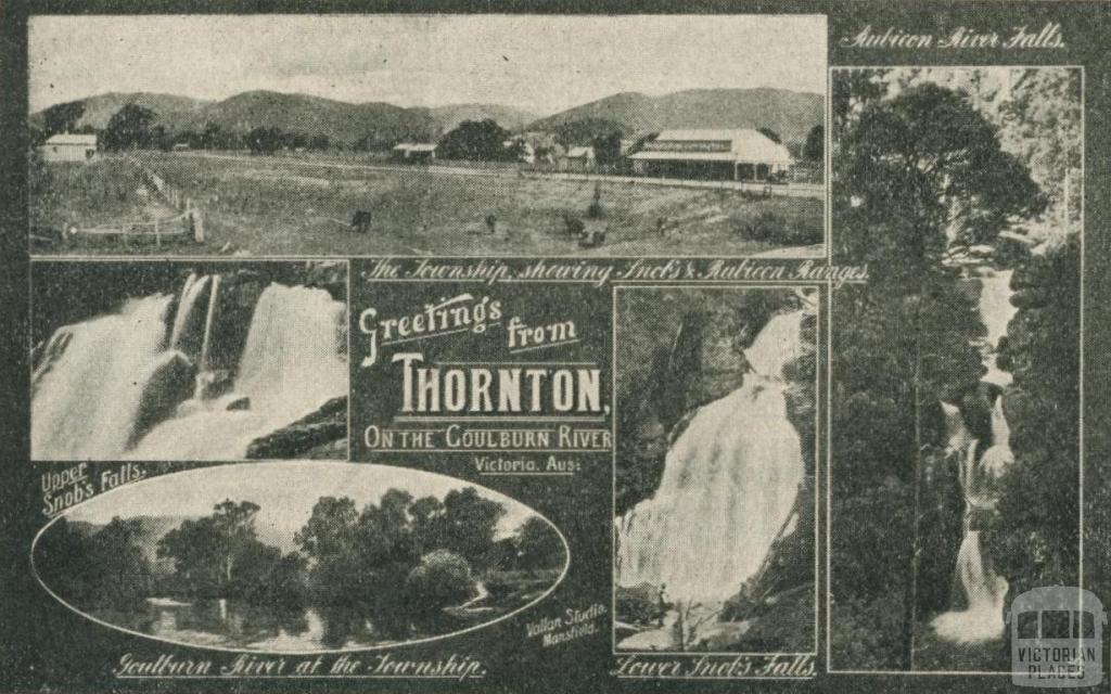 Rubicon Hotel, Thornton, 1918-20