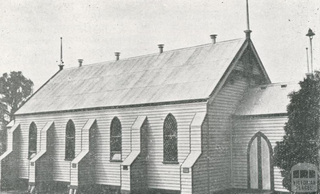 Lutheran Zion Church, Ni Ni, 1924