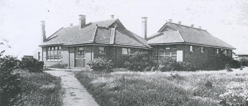 Spotswood State School, 1934