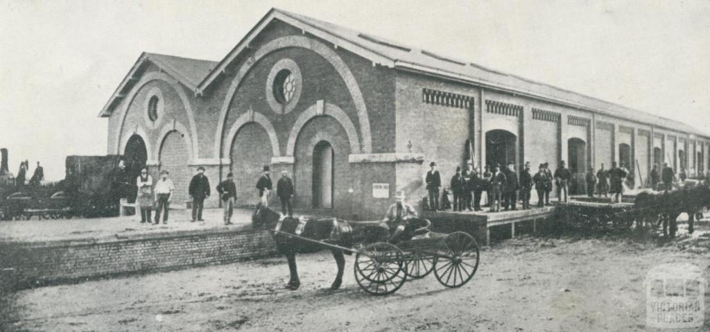 Bendigo Railway Goods Sheds