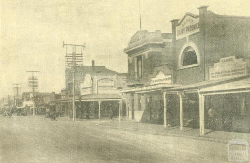 Point Nepean Road, Chelsea, 1929