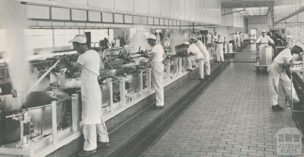 The Heinz Plant, Dandenong, 1964