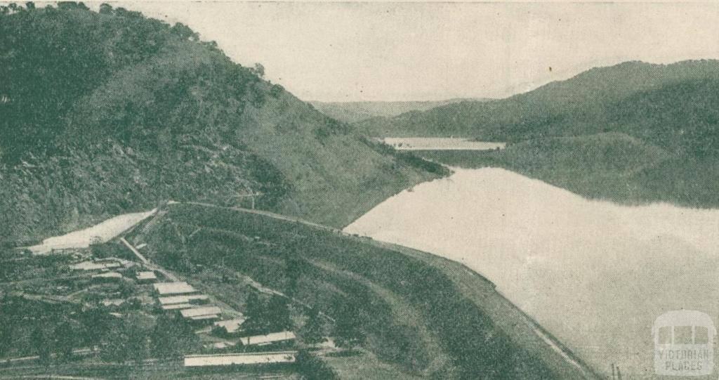 The Eildon Weir