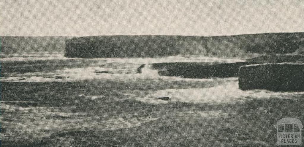 Rough Coast, Port Campbell, 1910