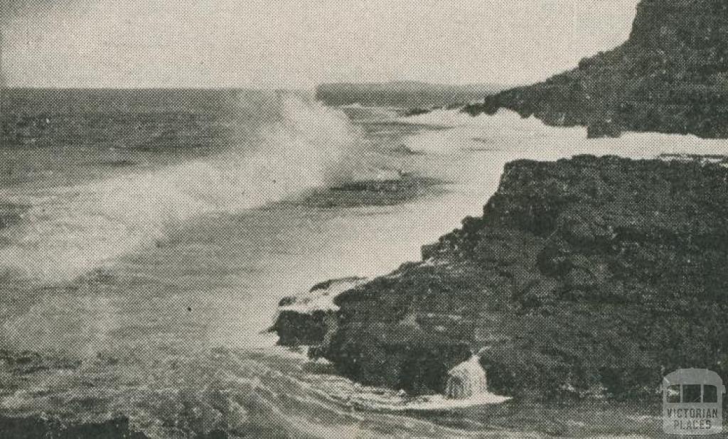 Cape Bridgewater, Portland, 1910