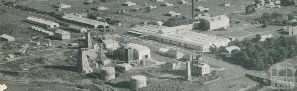 Ammonia Synthesis, Deer Park, c1952