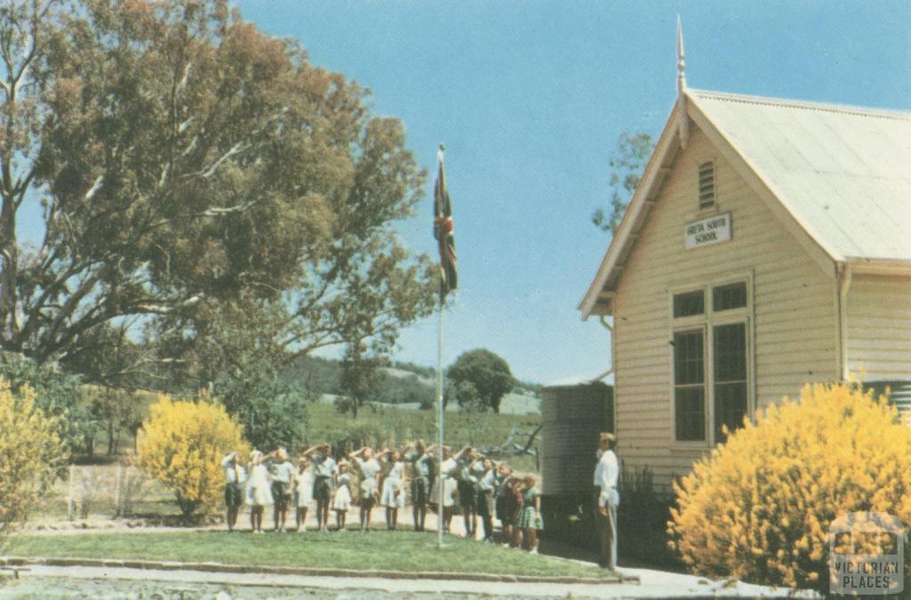 Greta South School, 1960