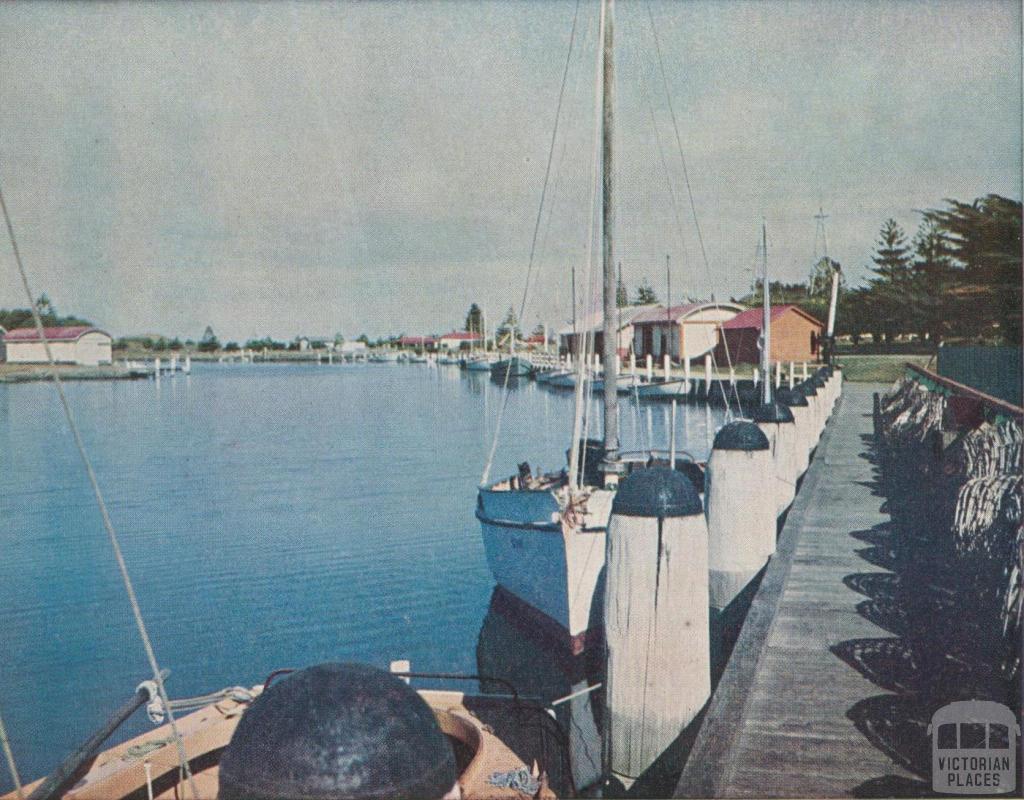 Port Fairy, c1960