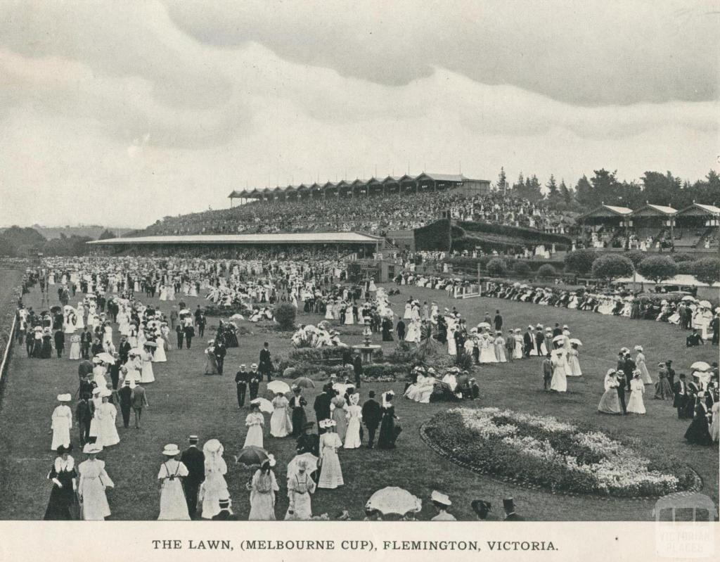 The Lawn, Flemington