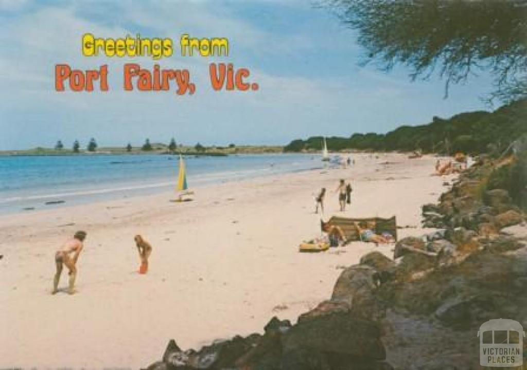 Battery Hill, Eastern Beach, Port Fairy