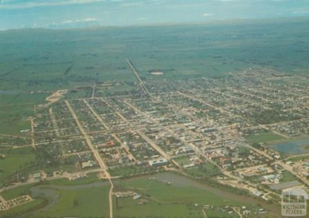 Aerial View, Sale